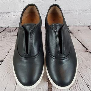 NEW! FRYE Mindy Slip-on Sneaker in Black